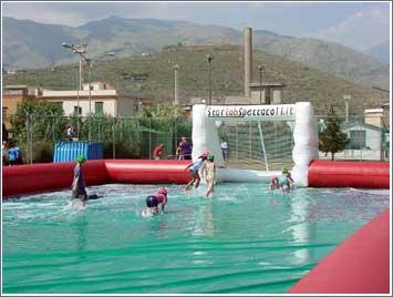 Gonfiabili Playground