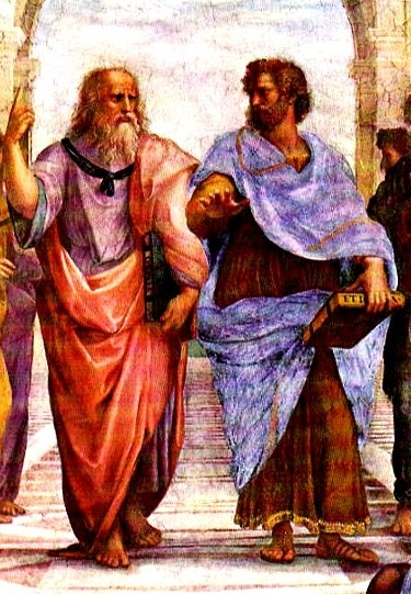 Aristotele e Platone